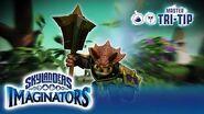 Official Skylanders Imaginators Meet Master Tri-Tip