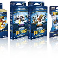 Paquetes potenciadores de Battlecast