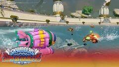 Action Clips Spring Ahead Dive Bomber l Skylanders Superchargers l Skylanders