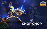 ChopChop ROH Promo