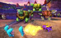 Spyro en juego 2