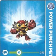 Carta de Power Punch Pet-Vac