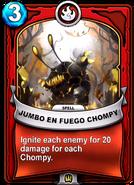 Jumbo En Fuego Chompy