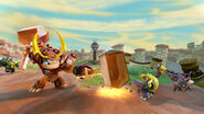 Skylanders Trap Team Wallop