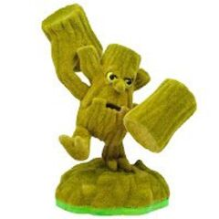Figura flocada de Stump Smash.