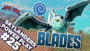 Skylanders Power Play Blades l Skylanders Trap Team l Skylanders