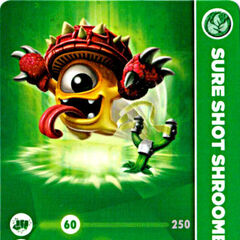 Carta de Shroomboom Serie 2