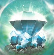 Sky Diamond Artwork