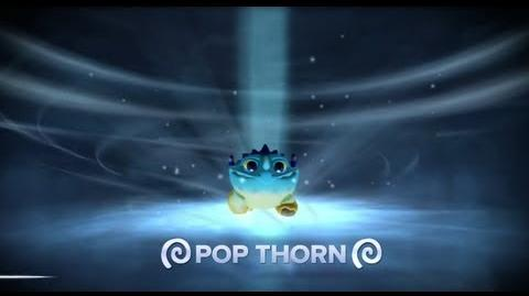 """Meet the Skylanders - Pop Thorn """"Straight to the Point!"""" Official Trailer"""