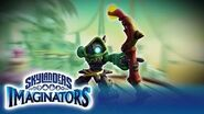Official Skylanders Imaginators Meet Master Ro-Bow
