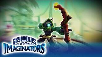 Official Skylanders Imaginators Meet Master Ro-Bow