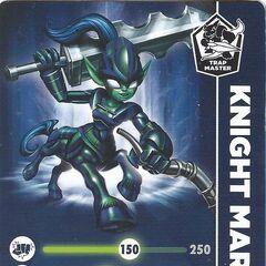 Carta de knight Mare