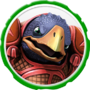 Cuckoo Clocker Villain Icon