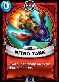 Nitro Tank - Gearcard