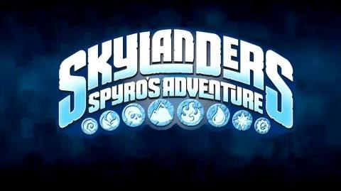 Skylanders Spyro's Adventure Ghost Roaster Trailer HD