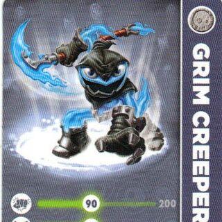 Carta de Grim Creeper