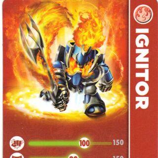 Carta de Ignitor serie 2
