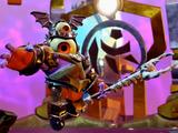 Doomlander hechicero