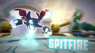 Skylanders SuperChargers - Spitfire's Soul Gem Preview (Fuel the Fire)