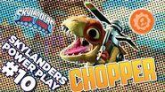 Skylanders Power Play- Chopper