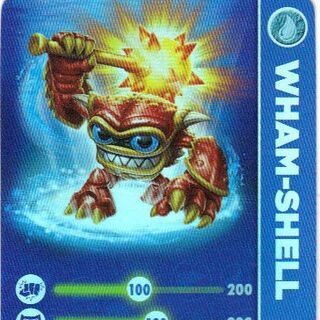 Carta de LightCore Wham-Shell