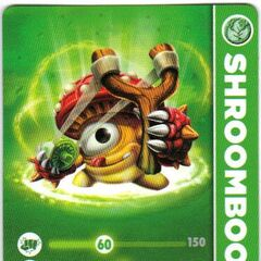 Carta de Shroomboom Serie 1