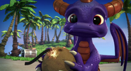 Spyro Bomb