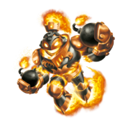Blast Zone Transparent Render