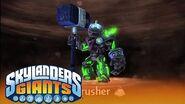 Meet the Skylanders Crusher Extended cut l Skylanders Giants l Skylanders