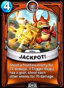 Jackpot!card