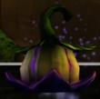 Sombrero de flor de hada