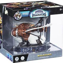 Paquete de Wolfgang