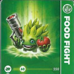 Carta de Food Fight
