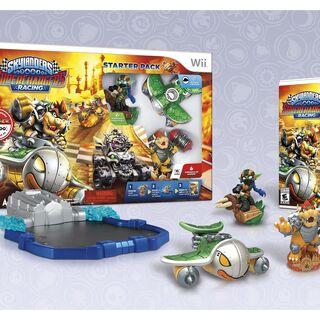 Pack de inicio para la versión Wii