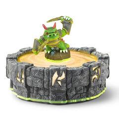 Figura de Dino-Rang en el portal de poder