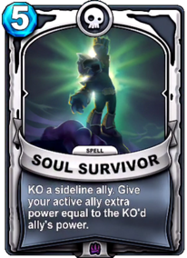 Soul Survivorcard