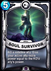 Soul Survivorcard