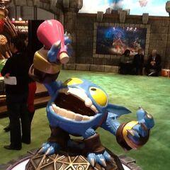 Figura gigante de Pop Fizz de la Toy fair 2012