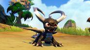 Dark Mega Ram Spyro Screen