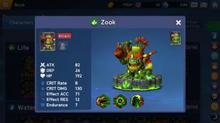 RoH Awakened Zook