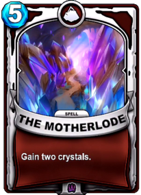 The Motherlodecard