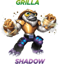 Grilla Shadow