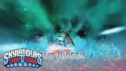 Meet the Skylanders Flip Wreck l Skylanders Trap Team l Skylanders