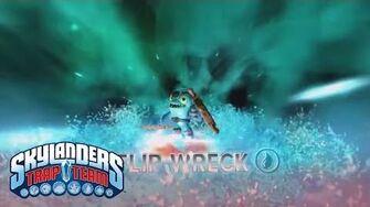 Meet the Skylanders Flip Wreck l Skylanders Trap Team l Skylanders