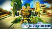 Skylanders Imaginators - Chain Reaction Soul Gem Preview
