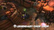 Skylanders Spyro's Adventure - Legendary Chop Chop Preview (Slice and Dice)-0