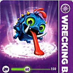 Carta de Wrecking Ball serie 2