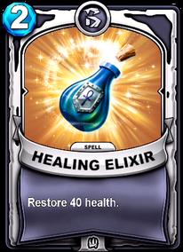 Healing Elixircard