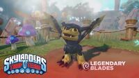 Meet the Skylanders Legendary Blades l Skylanders Trap Team l Skylanders