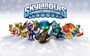 Spyros adventure-Portada